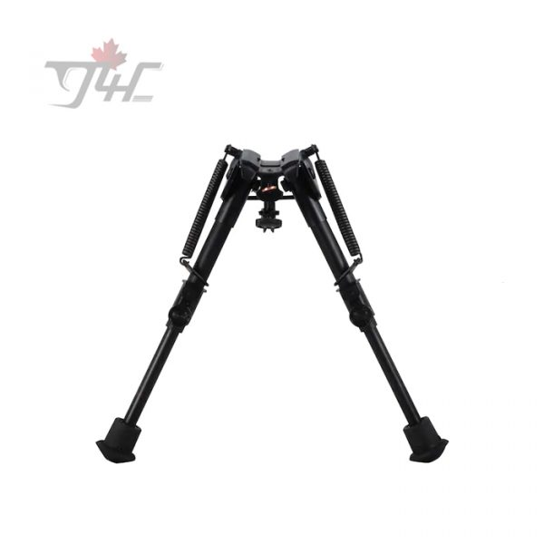 "Harris Series 1A2 Bench Rest Bipod 6"" – 9"" with Swivel Stud Mount"