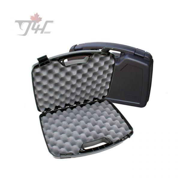 MTM 2-Handgun Case Black