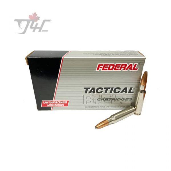 Federal Premium Law Enforcement Tactical Bonded .308WIN 165gr. SP 20rds