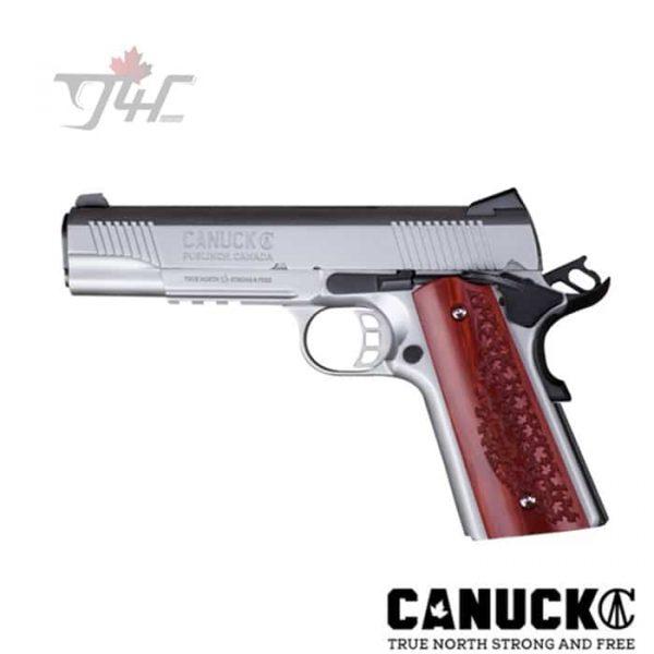 Canuck-1911-9mm-5-BRL-Stainless