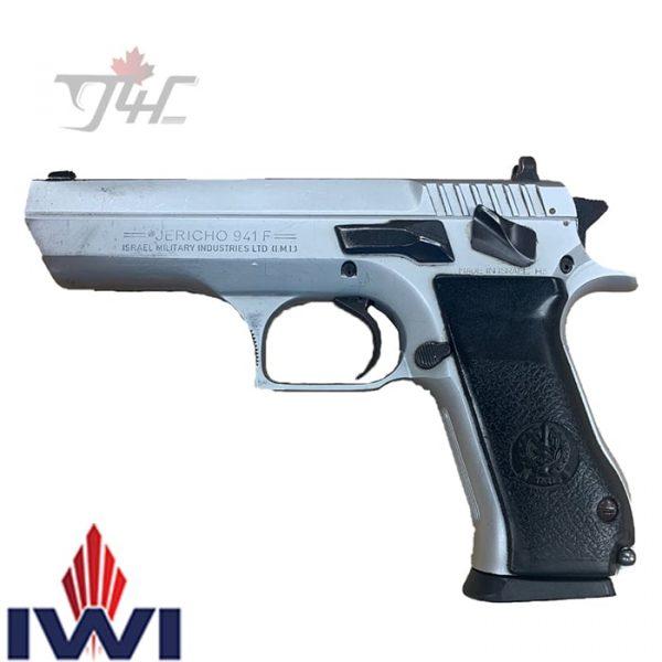 IWI-Jericho-941F-Surplus-9mm-4.4-BRL-Chrome