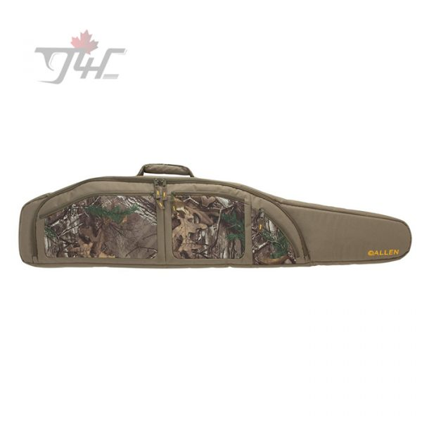 "Allen 805-48 Summit Side Entry 48"" Scoped Rifle Case"