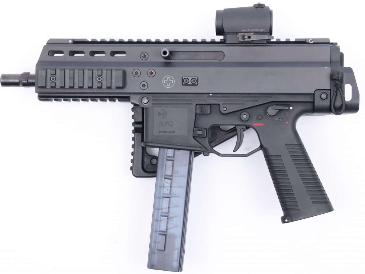 B&T AG APC-9 9mm