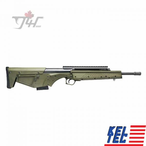 Kel Tec RDB-C Hunter .223REM 20″ BRL OD Green