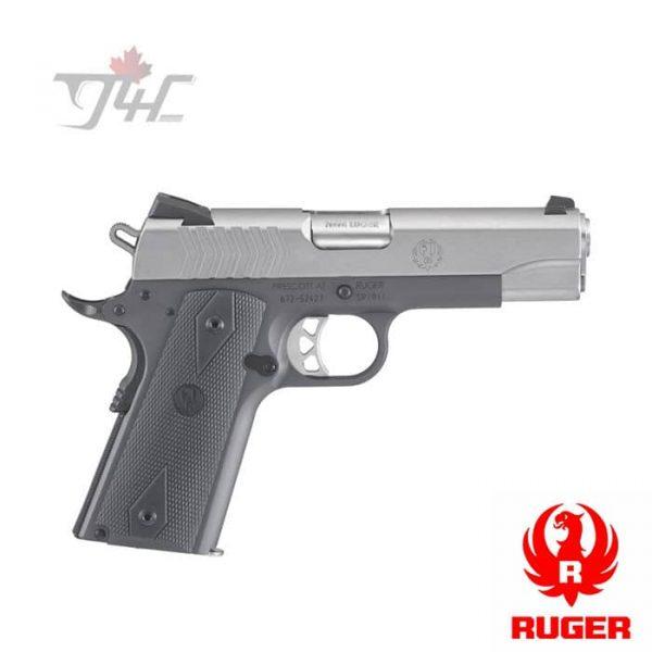 """Ruger SR1911 9mm 4.25"""" BRL Stainless"""