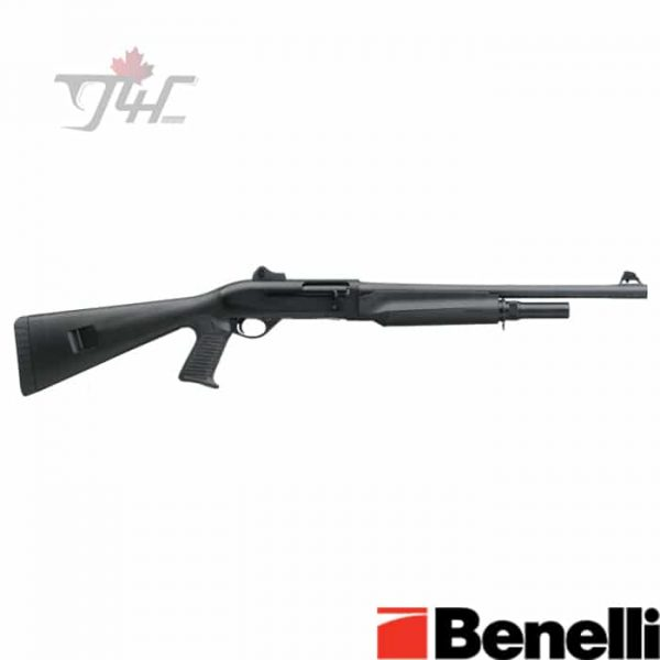 Benelli-M2-Tactical-Pistol-Grip-12Gauge-18.5-inch-Black-Synthetic