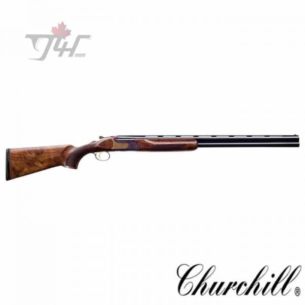Churchill-206-Orcap-II-12Gauge-28-inch-BRL-Wood