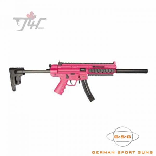 German-Sport-GSG-16-.22LR-16.25-inch-BRL-Pink