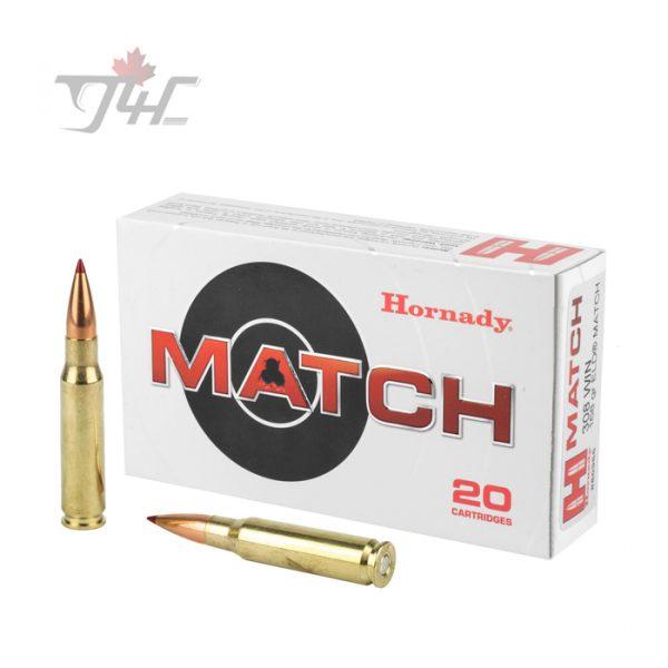 Hornady 80966 .308WIN 168gr. ELD Match 20rds