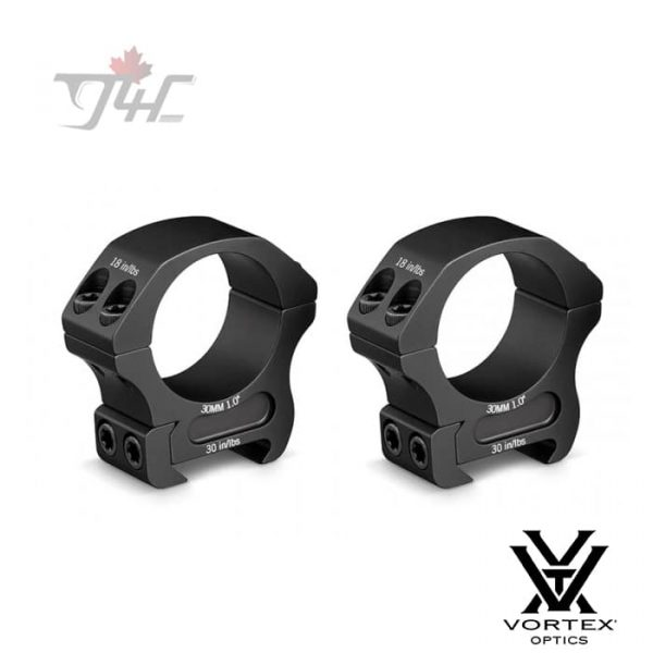 Vortex-Pro-Series-30mm-Tube-Rings-