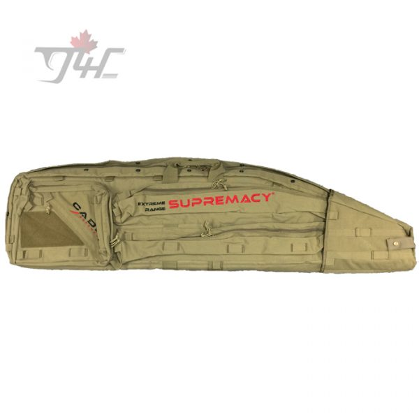 """Cadex Defence Cordura Sniper Drag Bag 52"""" Tan"""
