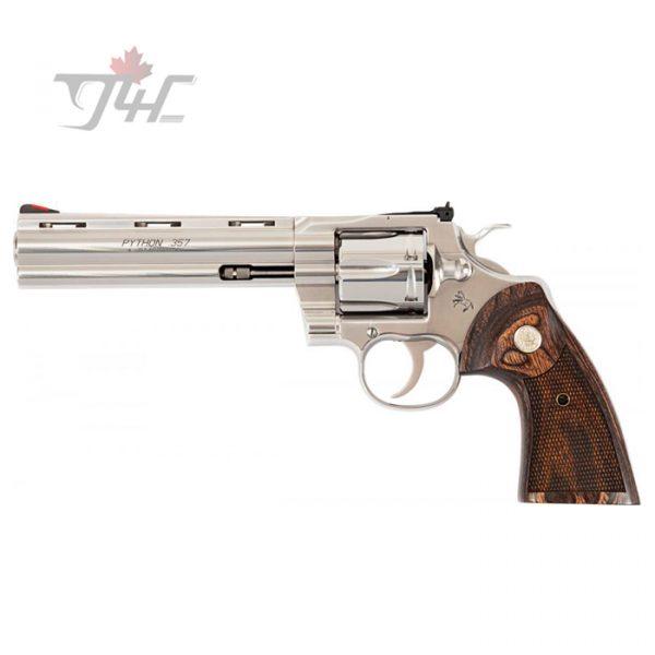 """Colt Python .38SPL/.357MAG 6"""" BRL STS"""