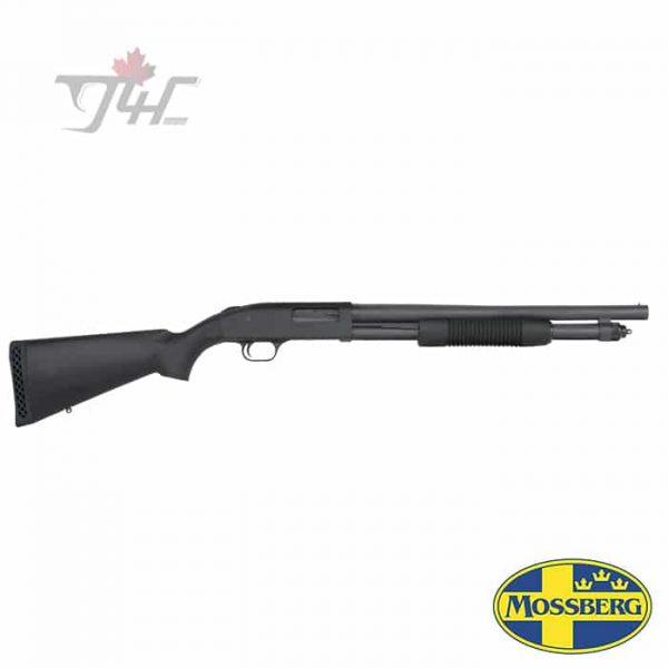 Mossberg-590-Tactical-12Gauge-18.5-inch-Black