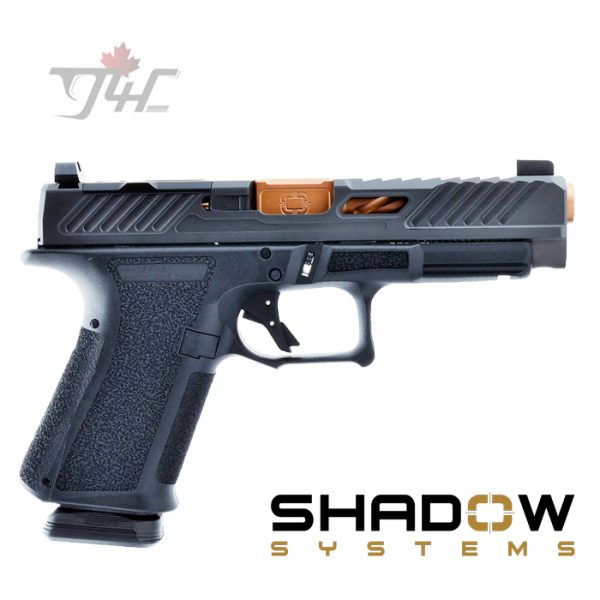 Shadow Systems MR918L Elite Optic Ready 9mm Black Bronze