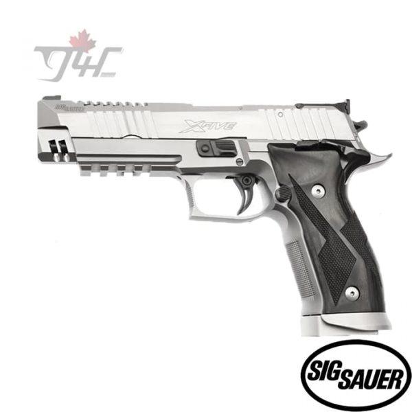 Sig-Sauer-P226-X-Five-Skeleton-9mm-5-BRL-Silver