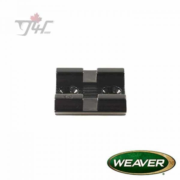 Weaver-48054-Gloss-54-Top-Mount-Base