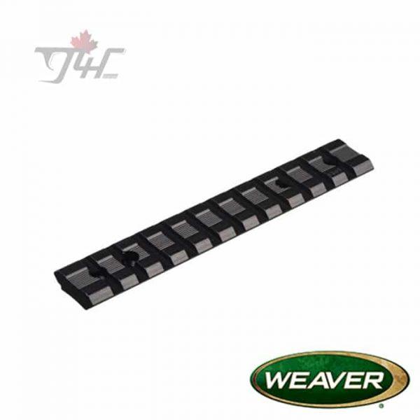 Weaver-48335-Ruger-10-22-Tactical-Multi-Slot-Base