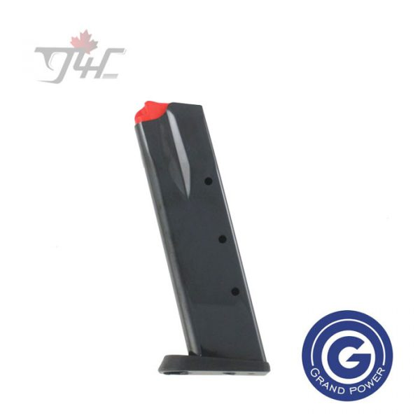Grand Power 9mm 10rd Magazine