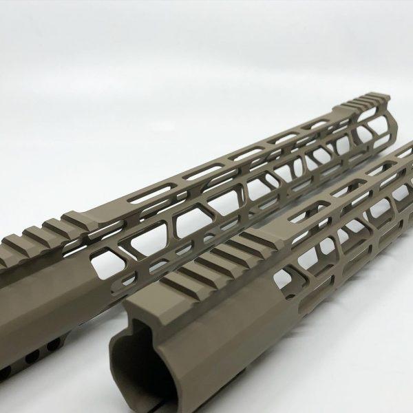 MTAC Aluminum Free Float M-LOK Handguard