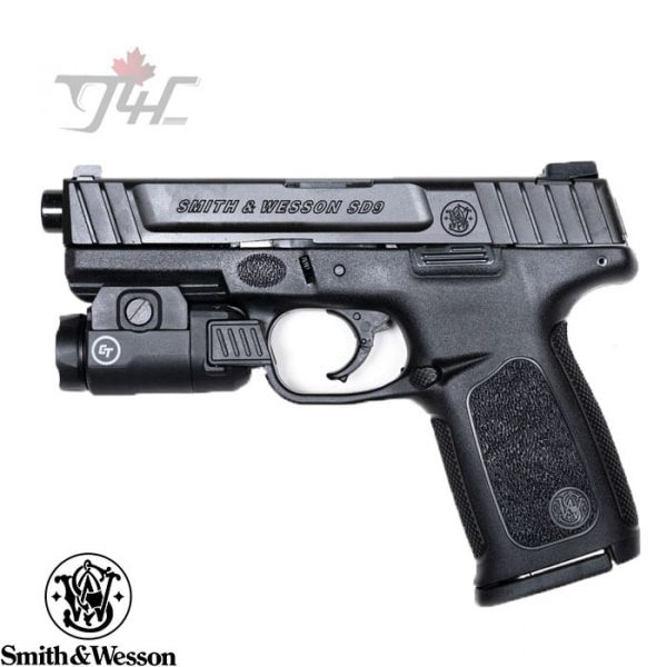Smith-Wesson-SD9-VE-Weaponlight-Combo-9mm-4.25-inch-BRL-Black
