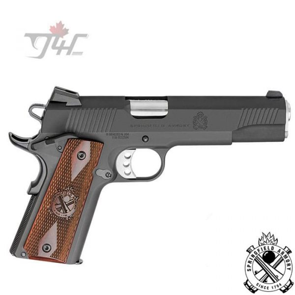 Springfield-1911-A1-Loaded-.45ACP-5-inch-Parkerized-2