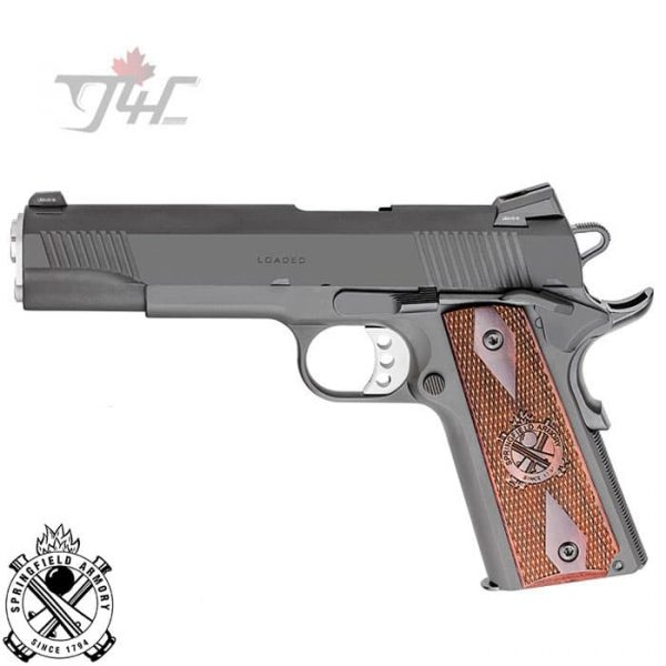 Springfield-1911-Loaded-.45ACP-5-inch-BRL-Parkerized-Black
