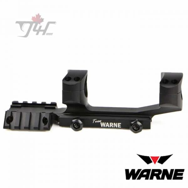 "Warne RAMP 1"" Tactical MSR Scope Mounting System"