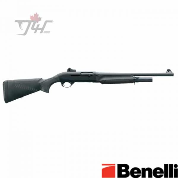 Benelli-M2-Tactical-ComforTech-12Gauge-18.5-inch-Black-Synthetic