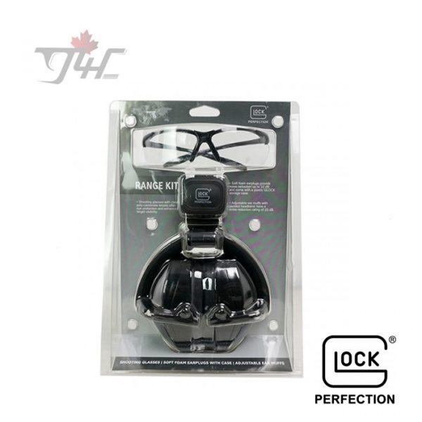 Glock Range Hearing Eye Protection Kit