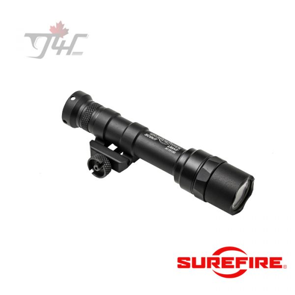 Surefire M600 Ultra LED Scout Light 600Lumens Black