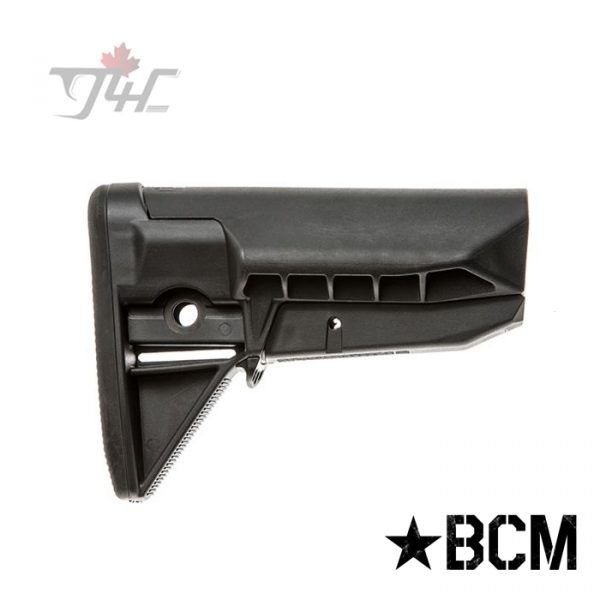 BCM Gunfighter SOPMOD Stock Assembly Mod 0 Black