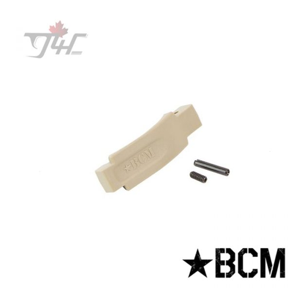 BCM Gunfighter Trigger Guard Mod 0 FDE