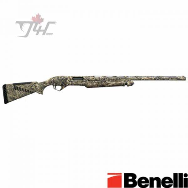 Benelli-Super-Nova-Max5-ComforTech-12Gauge-28-inch-Camo