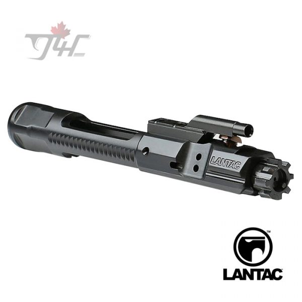 Lantac E-BCG Enhanced .223/5.56 Bolt Carrier Group Black Nitride