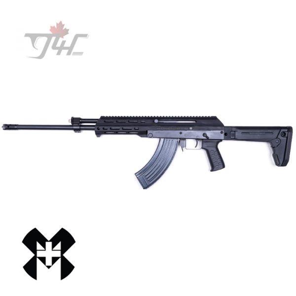 "M+M M10X-Z DMR SH 7.62x39mm 18.6"" BRL Black"
