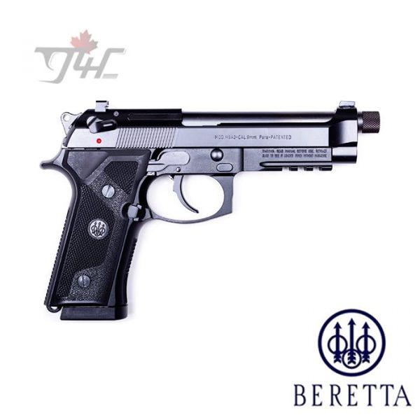 BERETTA-M9A3-9MM-5-Brl-W3-10rd-Magazines-Ammo-Can