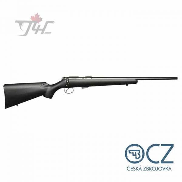 CZ 455 Synthetic .22LR 21″ BRL Black
