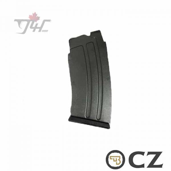 CZ-CZ455-452-512-.22lr-10rd-Steel-Magazine