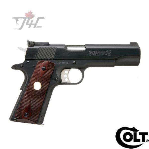 Colt-1911-Gold-Cup-National-Match-.45mm-5-BRL-Black