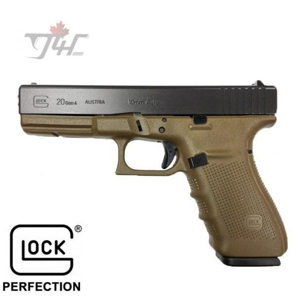 Glock-20-Gen4-FXD-10mm-4.6-inch-BRL-FDE
