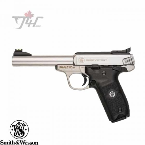 Smith & Wesson SW22 Victory .22LR 5.5 BRL STS