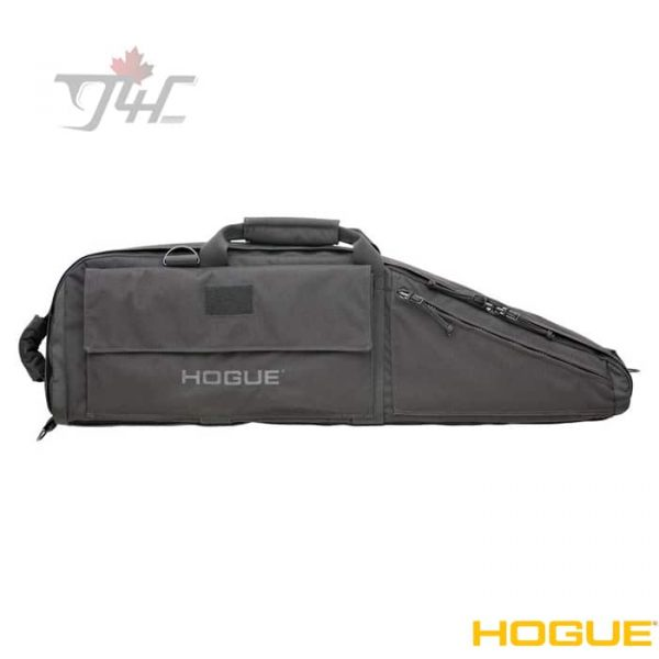 "Hogue 59350 Medium Single Rifle Bag w/ Front Pocket & Handles 40"" Black"