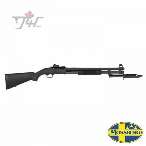 Mossberg 590A1 SPX w-Bayonet 12Ga Black
