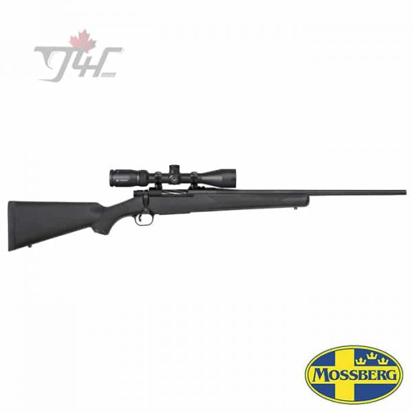 Mossberg Patriot 6.5Creedmoor 22 BRL Black