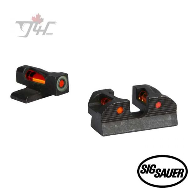 Sig Sauer X-Ray1 Ruggedized Enhanced Day Sights