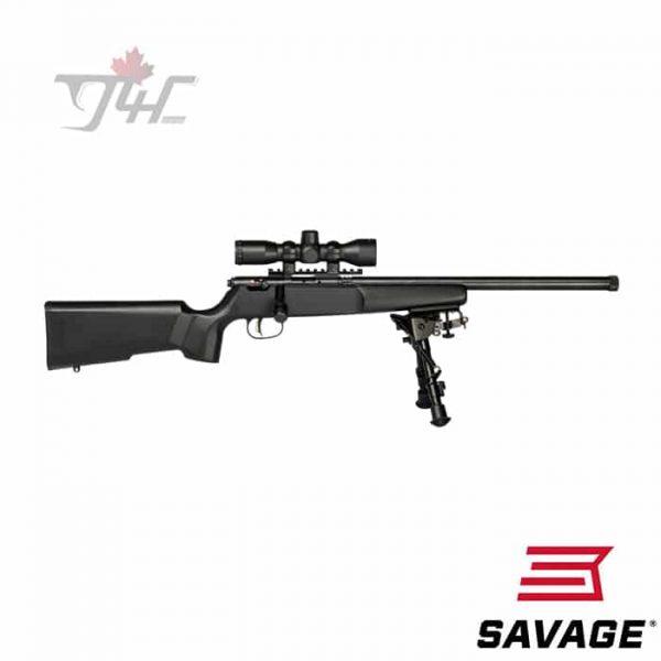 """Savage Rascal Target XP .22LR 16"""" BRL"""