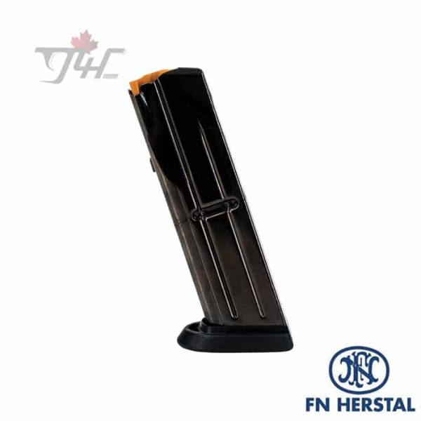 FN FNS-9 9mm 10rd Magazine Black