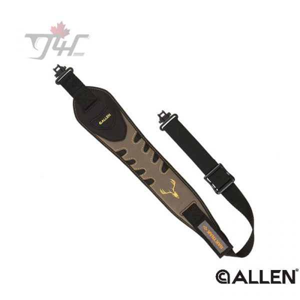 Allen Baktrak Ridgeway Rifle Sling with Swivels
