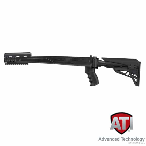 ATI SKS Strikeforce Adjustable Side Folding Stock w/ Scorpion Recoil System