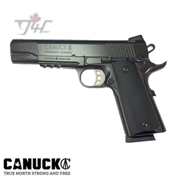 "Canuck 1911 .45 ACP 5"" BRL Blued"